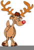 Rudolph Clipart Image