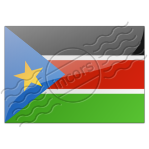 Flag South Sudan 7 Image