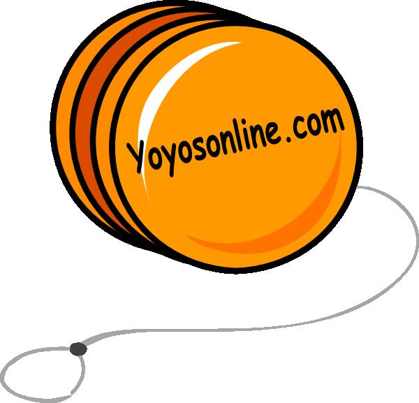 Yoyo Clip Art at Clker.com - vector clip art online, royalty free ...