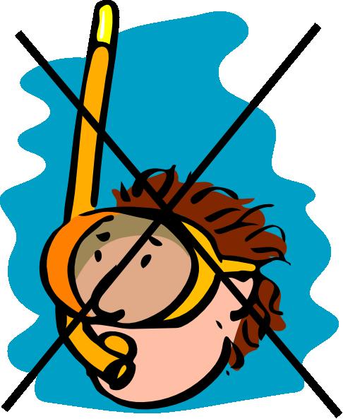 No swimming clip art at clker com vector clip art online