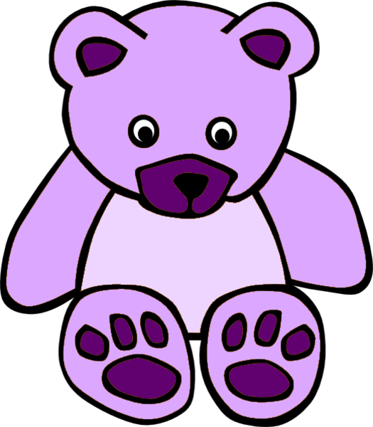 Free Teddy Bear Graphics Clipart