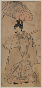 The Actor Iwai Hanshirō. Image