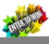 Contest Clipart Image