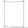 Holly Berry Clipart Border Image