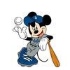 Dodgers Clipart Image
