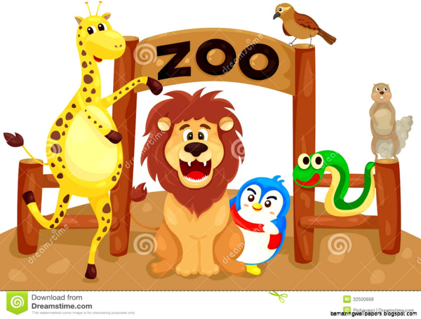 Petting Zoo Clipart Free Free Images At Clker Com Vector Clip