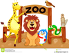 Petting Zoo Clipart Free Image