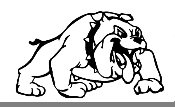 Free Bulldog Clipart Free Images At Clker Com