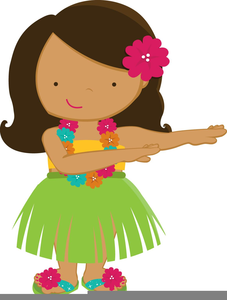 Free Clipart Hula Girl | Free Images at Clker.com - vector ...
