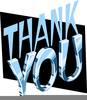 Free Animated Thank You Clipart For Powerpoint Image