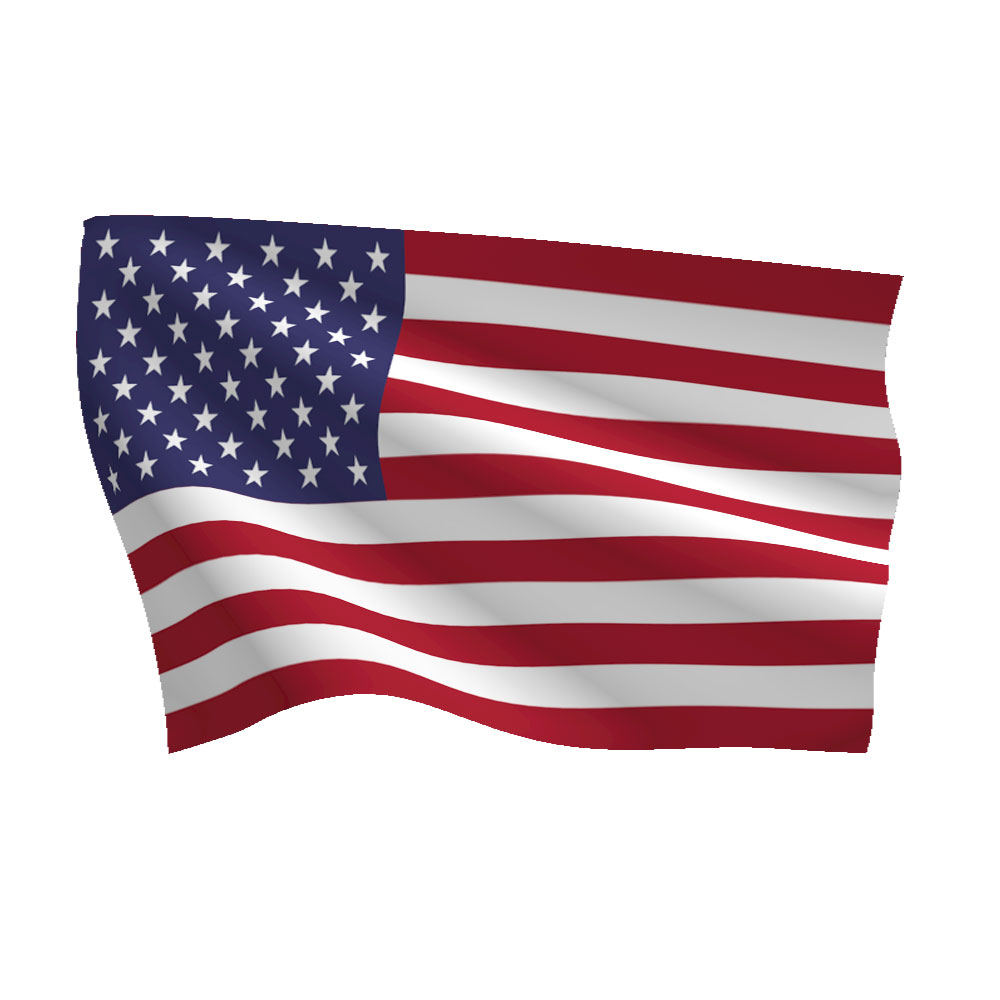 free animated clip art american flag - photo #42