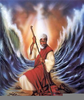 Moses Parting The Sea Clipart Image