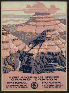 Grand Canyon National Park, A Free Government Service Image