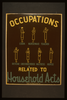 Occupations Related To Household Arts Image