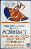 Myra Kinch & Group  Festival Of Modern Dance  Clip Art