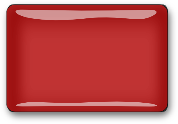 red rectangle clip art - photo #13
