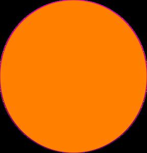 orange circle clip art at clker com vector clip art online rh clker com clipart orange exrcise book clipart orange black and white