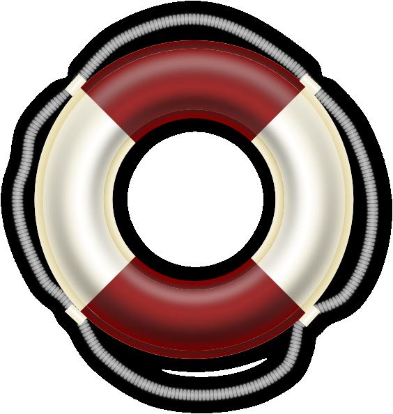 lifesaver clip art at clkercom vector clip art online