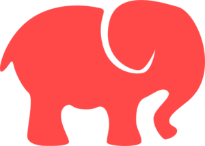 Republicanelephant134 Clip Art