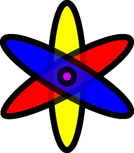 clipart atom - photo #19