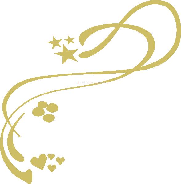 gold design clip art at clkercom vector clip art online