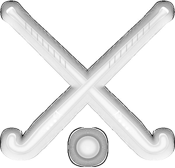 crossed field hockey sticks clip art at clker com vector Baseball Bat Vector Baseball Bat Vector