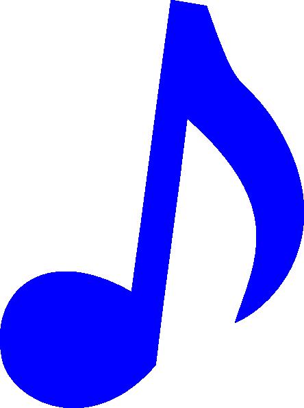 Music Note Clip Art at Clker.com - vector clip art online ...