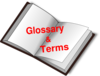 Glossery And Images Clip Art
