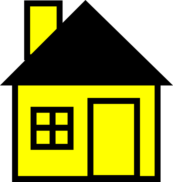 Contruction house clip art at vector clip art for Picture of house