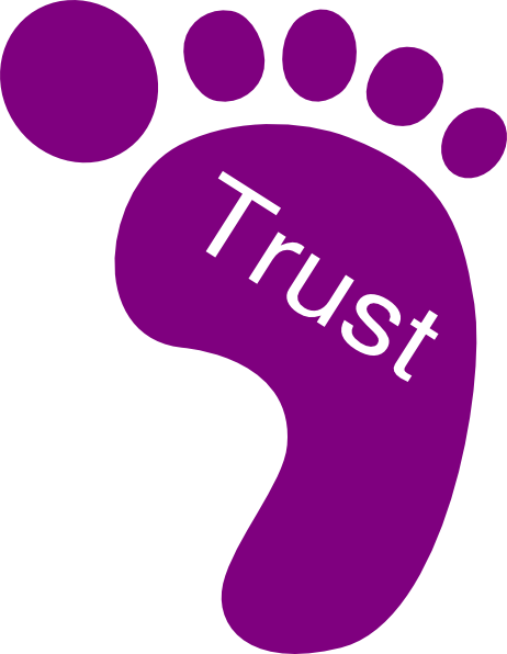 Right Foot Trust Clip Art at Clker.com - vector clip art ...