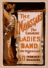The Navassars, The Greatest Ladies Band Ever Organized 50 Prominent Musicians. Clip Art