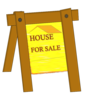 House For Sale Clip Art