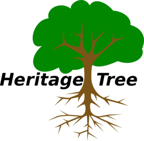 Tree With Text Clip Art