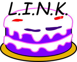 Birthday Cake2 Clip Art