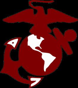 marines logo clip art at clker com vector clip art online royalty rh clker com usmc clipart and graphics usmc clip art and graphics