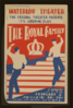 The Federal Theater Presents Its Opening Play  The Royal Family  [at] Waterloo Theater Clip Art