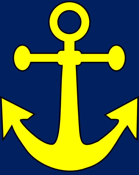 anchor clipart no background - photo #45