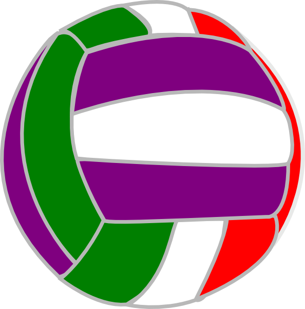 volleyball clipart vector - photo #41
