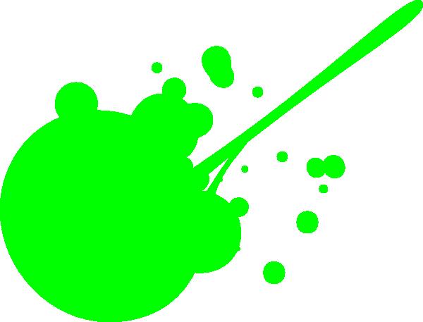 green paint splatter clip art at clker com vector clip art online rh clker com paint splatter clip art printable paint splatter clip art free