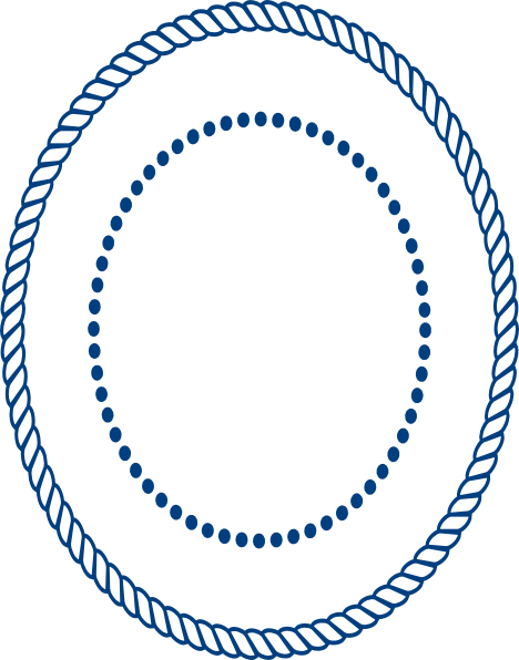 clipart rope border circle - photo #25