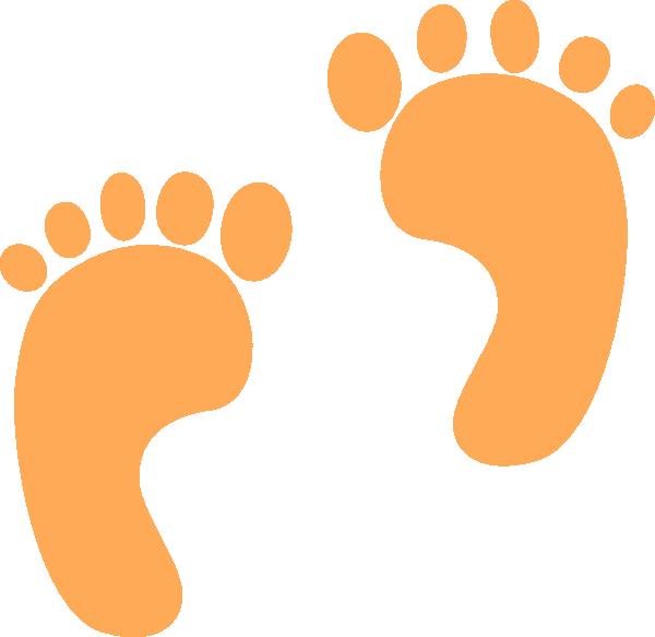 footprints clip art at clker com vector clip art online royalty rh clker com maxine retirement clipart maxine clipart