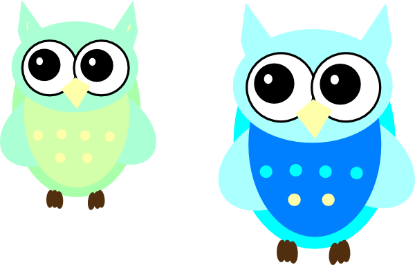 Owls clip art at vector clip art online for A cartoon owl