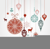 Free Clipart Holiday Decorations Image