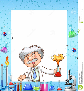 Science Project Clipart Free Image