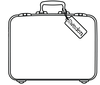 Sweden Suitcase Image