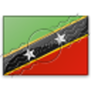 Flag Saint Kitts And Nevis 2 Image