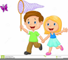 Free Animated Friendship Clipart Image