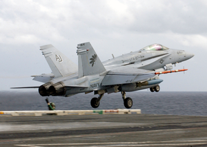 F/a-18c Launches Image