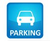 Cars In Parking Lot Clipart Image