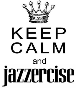 Keep Calm Jazzercise Image